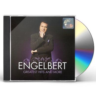 Engelbert Humperdinck GREATEST HITS CD