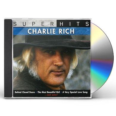 Charlie Rich SUPER HITS CD