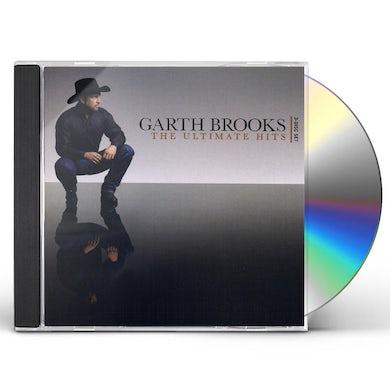 Garth Brooks ULTIMATE HITS CD