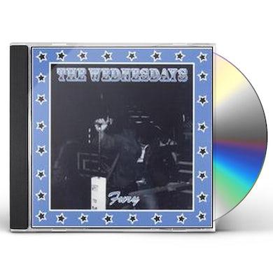 FURY CD