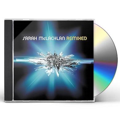 Sarah Mclachlan REMIXED CD