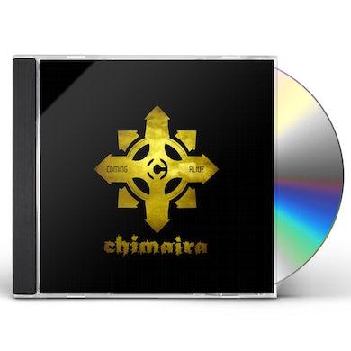Chimaira COMING ALIVE CD