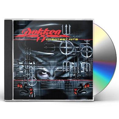 Dokken GREATEST HITS (BONUS TRACK VERSION) CD