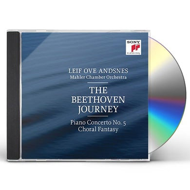 Leif Ove Andsnes BEETHOVEN JOURNEY: PIANO CONCERTO NO 5 EMPEROR CD