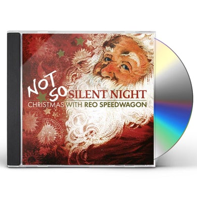 Reo Speedwagon NOT SO SILENT NIGHT (BONUS TRACKS) CD