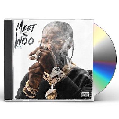 Pop Smoke MEET THE WOO 2 CD
