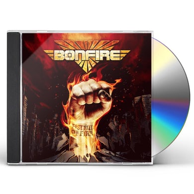 FISTFUL OF FIRE CD