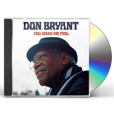 Don Bryant YOU MAKE ME FEEL CD