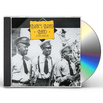 Bunk Johnson BUNKS BRASS BAND & DANCE BAND CD