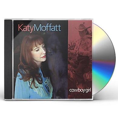 Katy Moffatt COWBOY GIRL CD