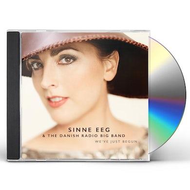 Sinne Eeg & The Danish Radio Big Band WE'VE JUST BEGUN CD