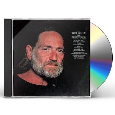 WILLIE NELSON SINGS KRISTOFFERSON CD