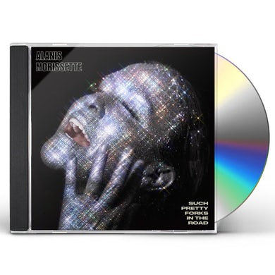 Alanis Morissette SUCH PRETTY FORKS IN THE ROAD CD