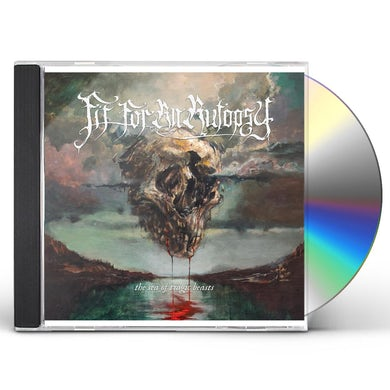 FIT FOR AN AUTOPSY - 'The Sea Of Tragic Beasts' CD