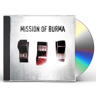 Mission Of Burma ONoffON CD