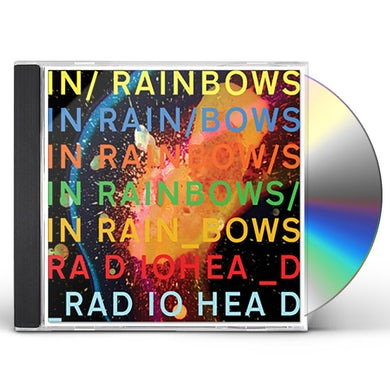 Radiohead - In Rainbows CD