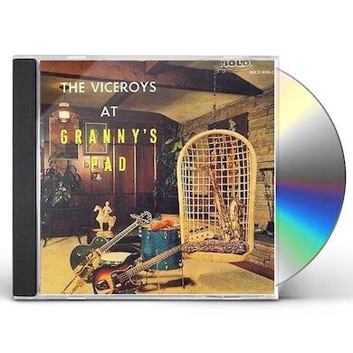Viceroys AT GRANNY'S PAD CD