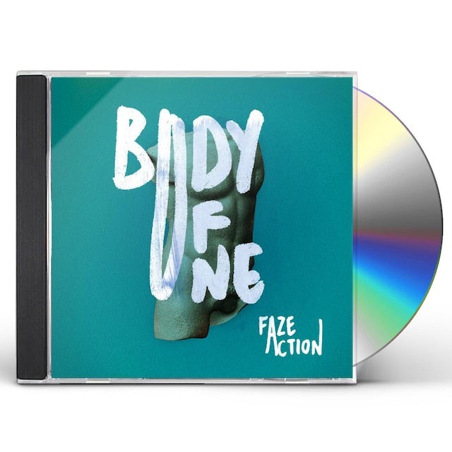 Faze Action BODY OF ONE CD
