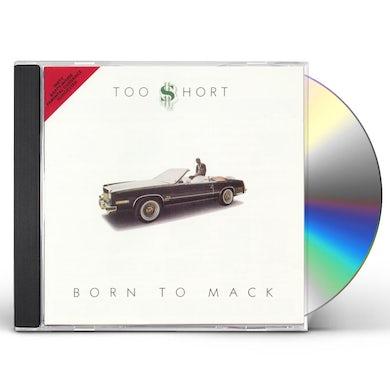 Too $hort BORN TO MACK CD