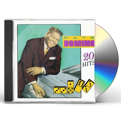 Fats Domino 20 HITS CD