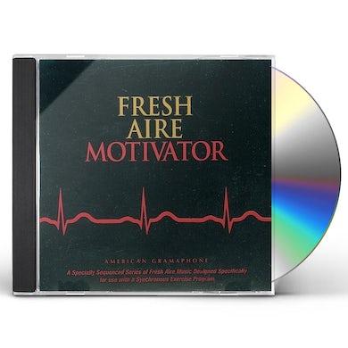 Mannheim Steamroller FRESH AIRE MOTIVATOR CD
