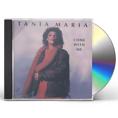 Tania Maria COME WITH ME CD