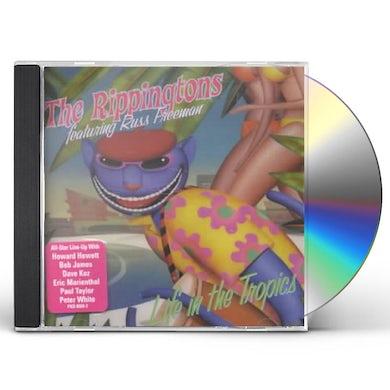 Rippingtons LIFE IN THE TROPICS CD