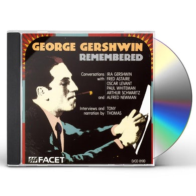 George Gershwin REMEMBERED CD