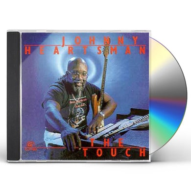 Johnny Heartsman TOUCH CD