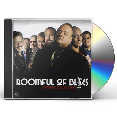 Roomful of Blues STANDING ROOM ONLY CD