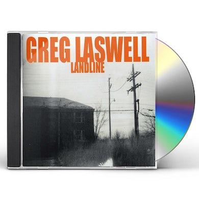 Greg Laswell LANDLINE CD