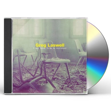Greg Laswell I WAS GOING TO BE AN ASTRONAUT CD