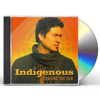 Indigenous CHASING THE SUN CD