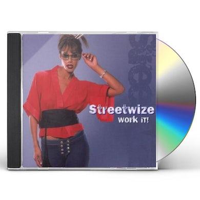 WORK IT CD