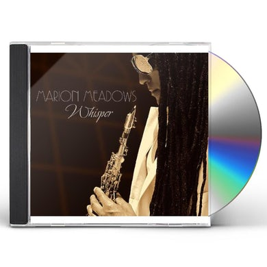 Marion Meadows WHISPER CD