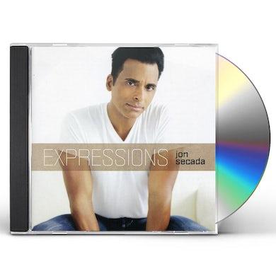 Jon Secada EXPRESSIONS CD