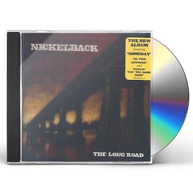 Nickelback LONG ROAD CD