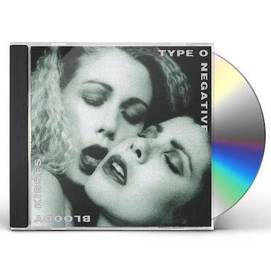 Type O Negative BLOODY KISSES CD