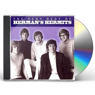 VERY BEST OF HERMAN'S HERMITS CD