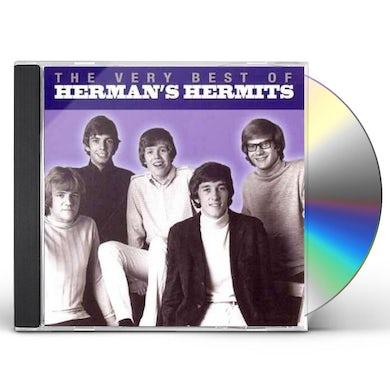 The Very Best Of Herman's Hermits CD