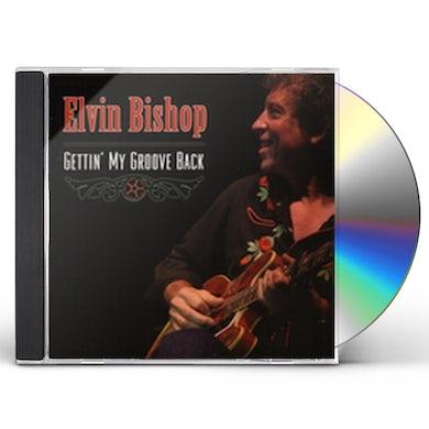 Elvin Bishop GETTIN MY GROOVE BACK CD