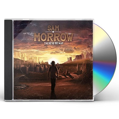 Sam Morrow THERE IS NO MAP CD