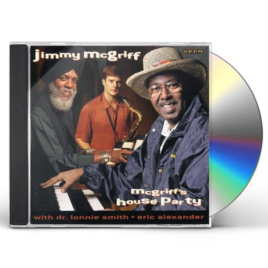 Jimmy Mcgriff MCGRIFF'S HOUSE PARTY CD