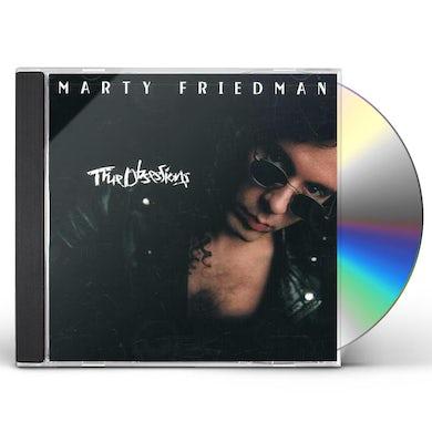 Marty Friedman TRUE OBSESSIONS CD