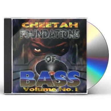 DJ Magic Mike FOUNDATIONS OF BASS CD