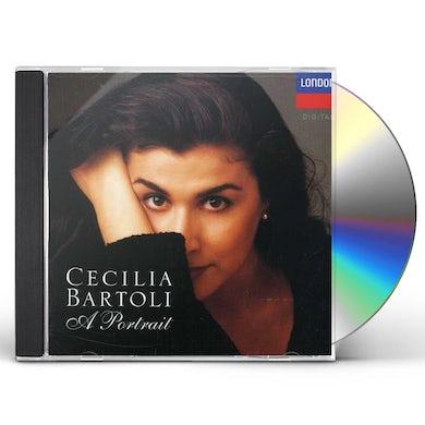Cecilia Bartoli PORTRAIT CD