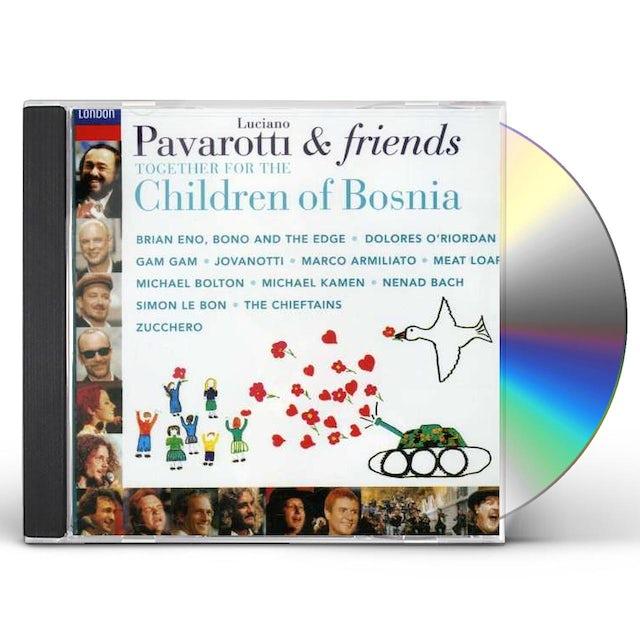 Luciano Pavarotti & FRIENDS FOR THE CHILDREN OF BOSNIA CD