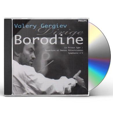 Valery Gergiev BORODINE-GERGIEV CONDUIT BORODINE-C CD