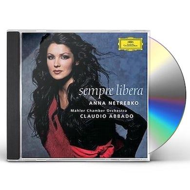 Anna Netrebko SEMPRE LIBERA CD