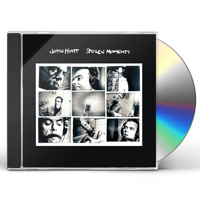 John Hiatt STOLEN MOMENTS CD